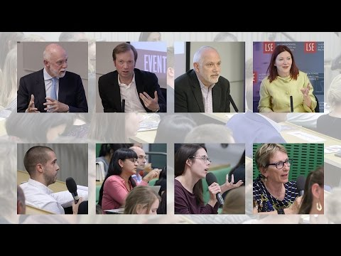 Discussion in London: Museums in a Global Age