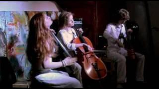 Vespercellos cello-rock-band - The First Cincinnat's Dream