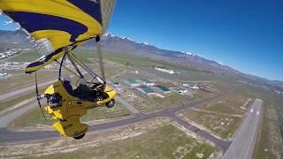 Miss Nevada Flies with Hang Gliding Tahoe Paul Hamilton Part7