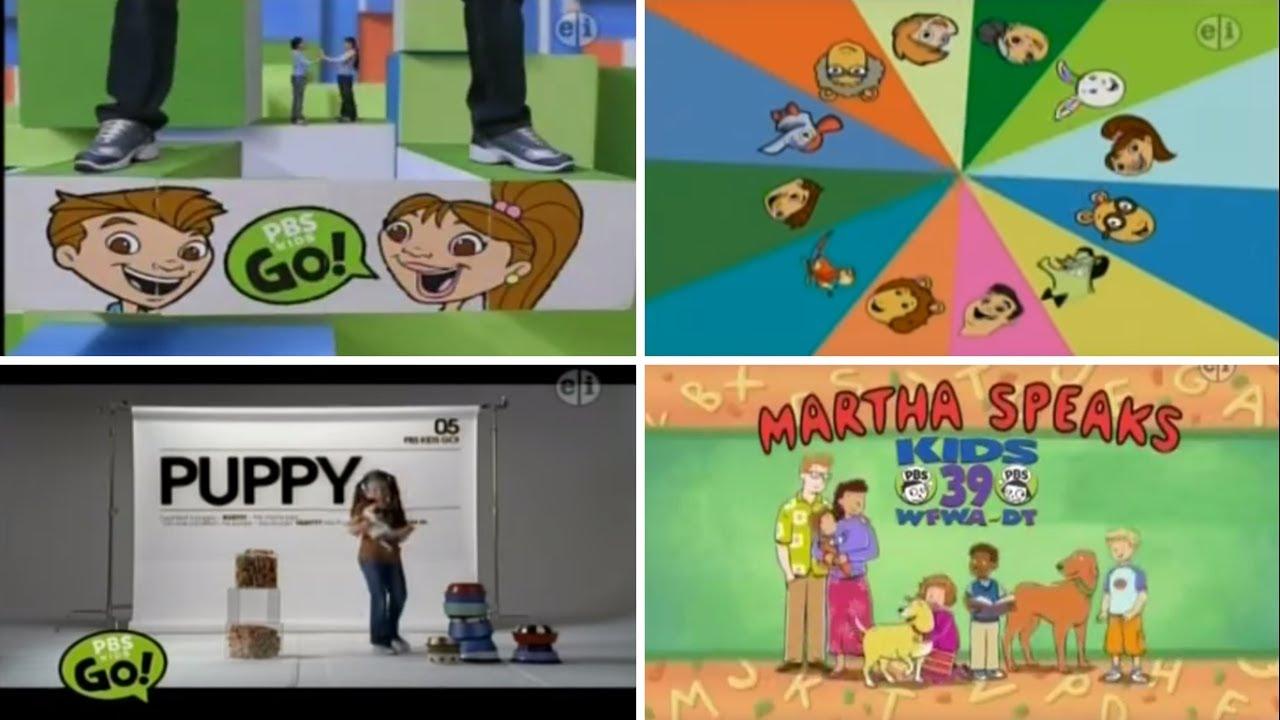 PBS Kids GO! Interstitials: Maya & Miguel (2016 WFWA-DT2)