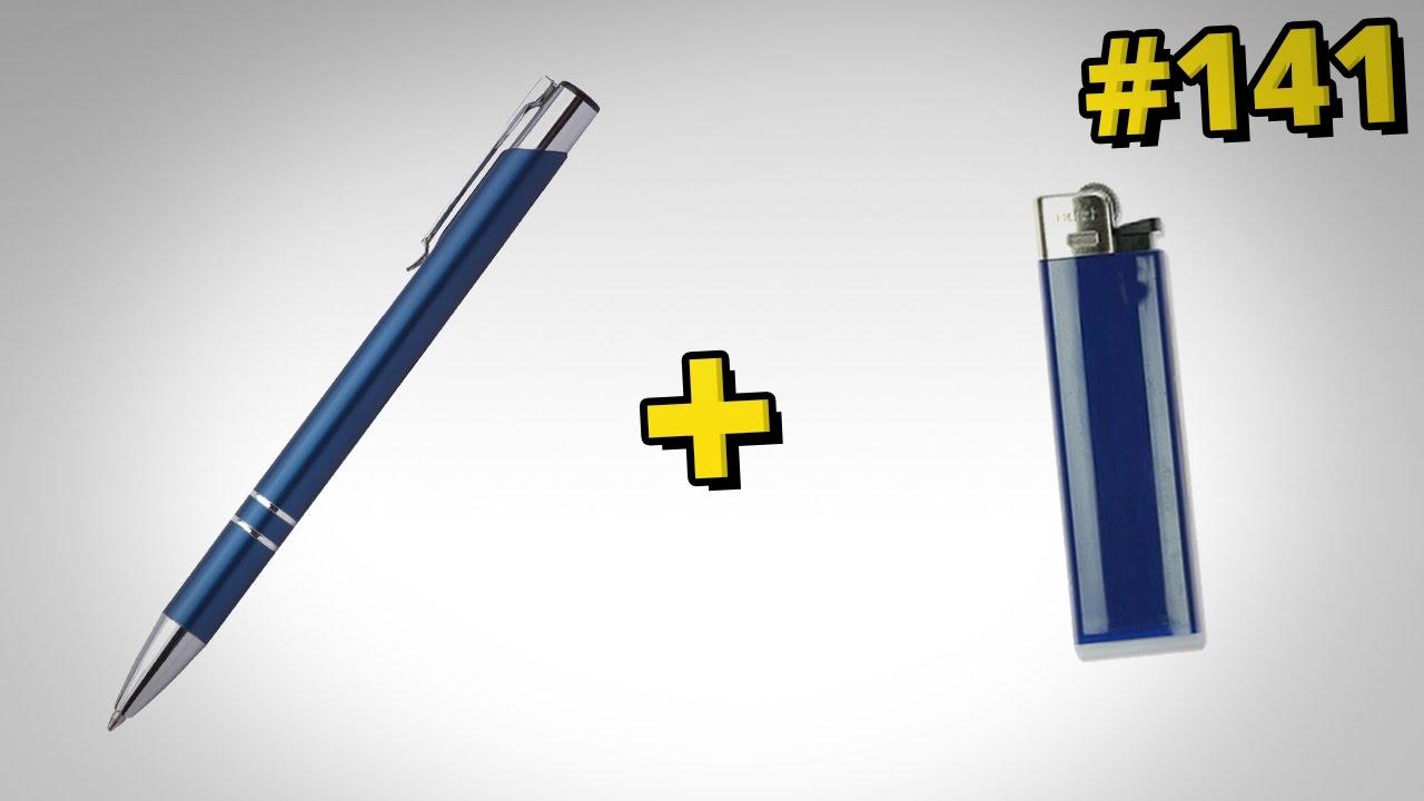 Jak naprawić niepiszący długopis