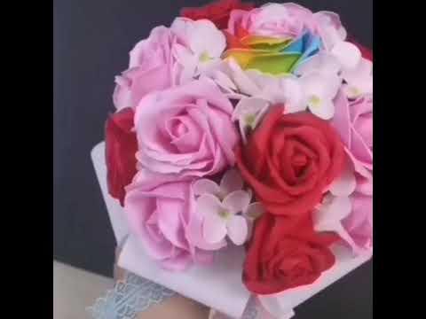 Wedding Hand Bouquet Bridal Hand Flower