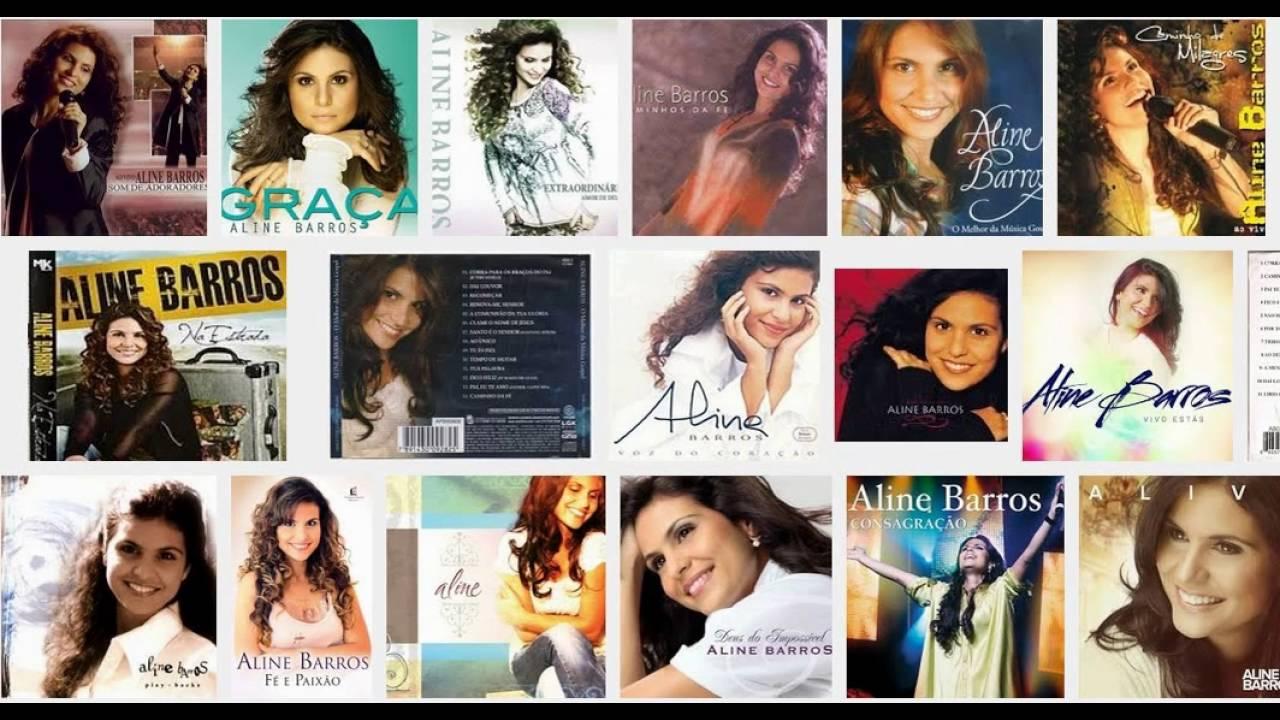 Aline Barros Discografia Completa 1995 A 2015 Link Pra Baixar Na