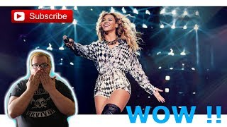 REACTING TO Beyoncé - Halo (Live From Wynn Las Vegas).