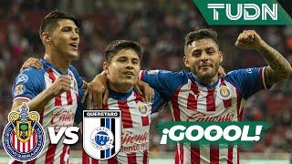 Goool ¡Al rinconcito papá! | Chivas 2 - 0 Querétaro | Liga Mx - AP 19 - J18 | TUDN