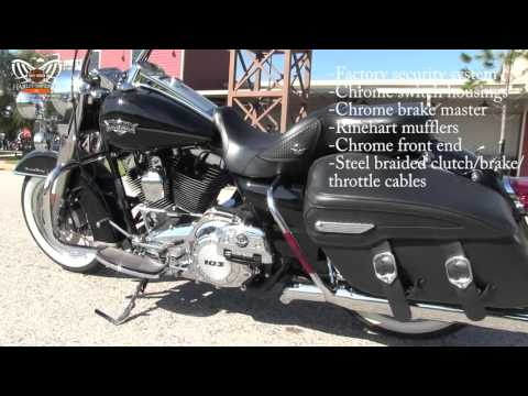 Used 2011 Harley Davidson FLHRC Road King Classic for sale