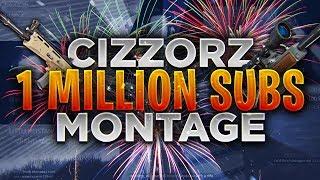 FaZe Cizzorz - 1 MILLION SUBSCRIBERS MONTAGE!! (Fortnite Montage)