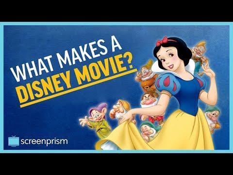 Snow White: What Makes a Disney Movie?