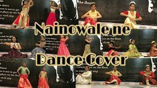 Nainowale ne | Padmaavat | Juniors dance choreography | Saraswati dance academy roorkee