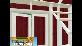 How To Build A Chicken Coop For 5 Chickens
