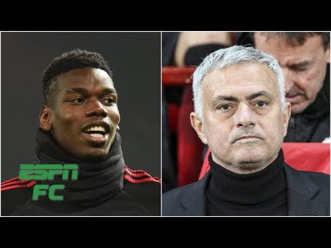 Reacting to Paul Pogba's Instagram post after Jose Mourinho sacking | Premier League