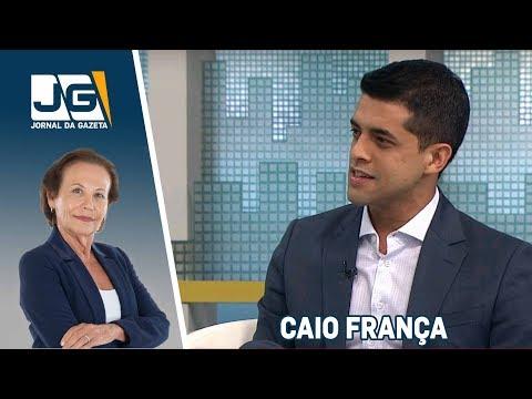 Caio França, líder do PSB na Alesp, fala sobre as eleições