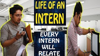 Life Of An Intern |Thigs Every Intern Will Relate To | |story of an intern |