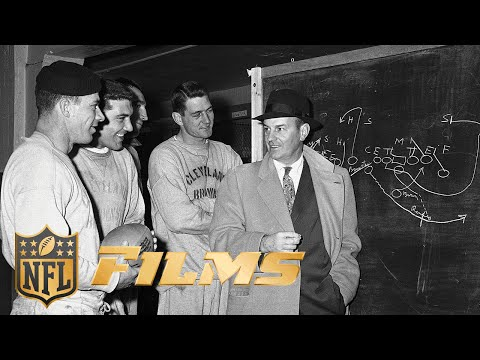 The First Bill Belichick: Paul Brown