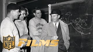 The First Bill Belichick: Paul Brown's Legacy | NFL