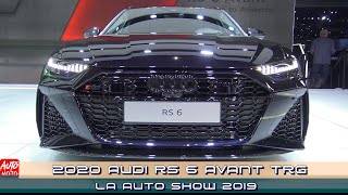 2020 Audi RS6 Avant TRG - Exterior And Interior - LA Auto Show 2019