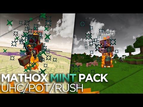 MathoX MINT (Mashup) Pack !