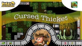 [~Dragon of Wood~] #14 Cursed Thicket - Diggy