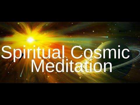 Spiritual Cosmic Meditation | centring | balancing | harmony | Isochronic Tones