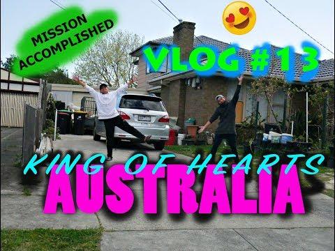 VLOG #13 - KOH in Australia!