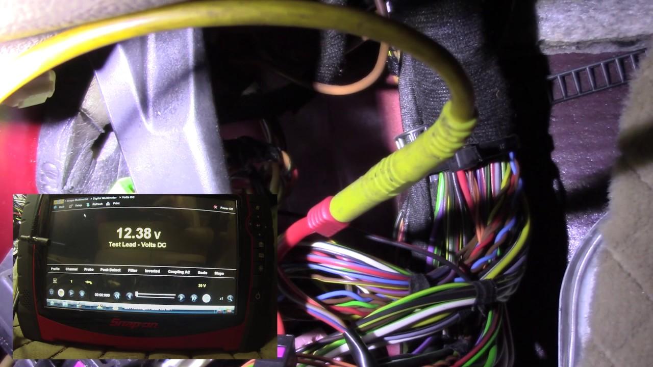 passat wiring diagram