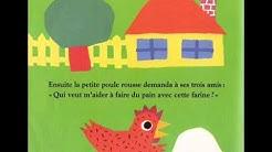 la petite poule rousse - Byron Barton
