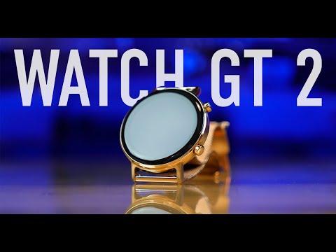 Обзор Huawei Watch GT2