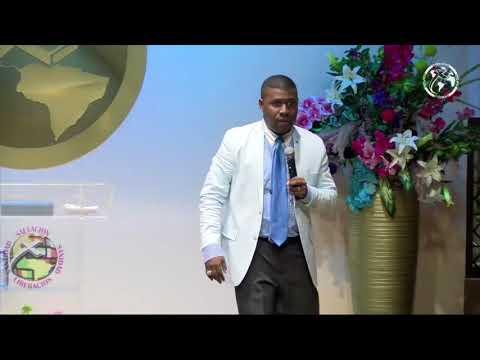 El Desierto es el lugar que Dios usa para reconquistarnos- Pastor  Joel Becerra - 27-08-2017