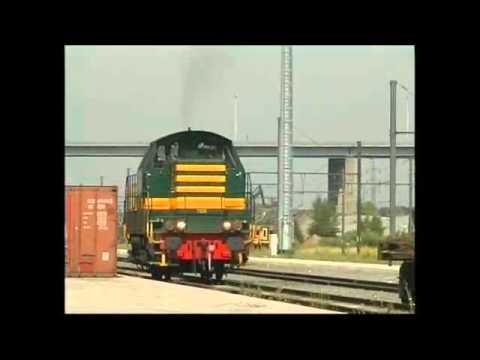 TTR21 B-Cargo Belgian Rail Freight in 2000