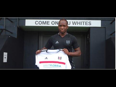 Neeskens Kebano - Welcome to Fulham FC!