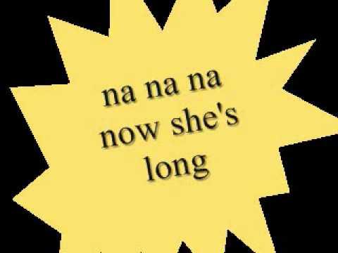 She's Long Gone by The Black Keys (lyrics)