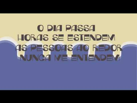 Charlie Brown. Jr - Zoio de lula (lyrics vídeo)