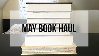 May Book Haul! | malarayofsunshine