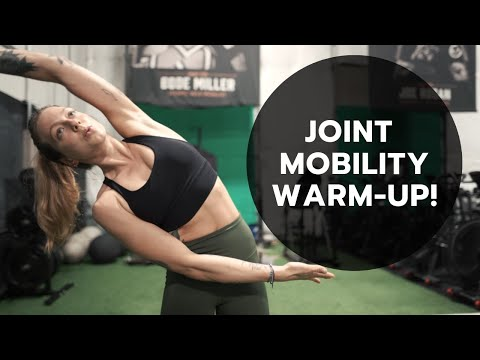 The Very Best 10-Minute Warm-up for just about any Workout