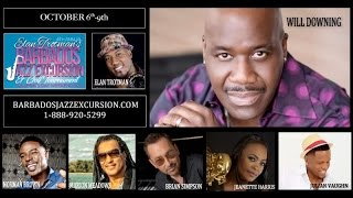 Video 2017 Barbados Jazz Excursion - Will Downing, Norman Brown .... download MP3, 3GP, MP4, WEBM, AVI, FLV Agustus 2018