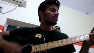 Woh lamhe covered by Kunal...easy chords..