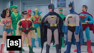 Robot Chicken Dc Comics Special 3 Comic Con Trailer | Robot Chicken | Adult Swim