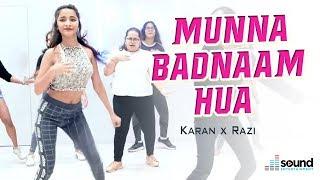 Munna Badnaam Hua   Karan x Razi   BADSHAH,KAMAAL KHAN,MAMTA SHARMA   DABANGG 3