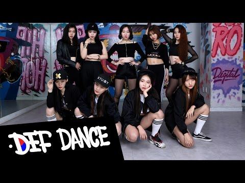 4MINUTE 포미닛 - CRAZY 미쳐 커버댄스 No1 댄스학원 KPOP DANCE COVER  데프월말평가 가수오디션 defdance