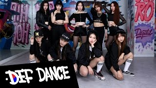 [def] 4MINUTE (포미닛) - CRAZY (미쳐)  안무 커버댄스ㅣNo.1 댄스학원 Def Kpop Dance Cover 데프 아이돌 프로젝트 월말평가