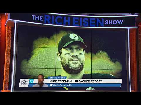 Bleacher Report's Mike Freeman: Steelers Still Have Lots of Questions | The Rich Eisen Show