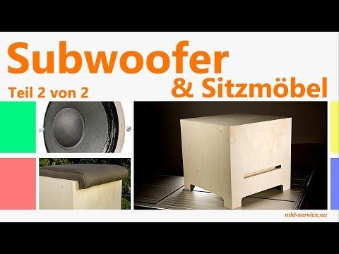 mobile lautsprecherbox selber bauen doovi. Black Bedroom Furniture Sets. Home Design Ideas
