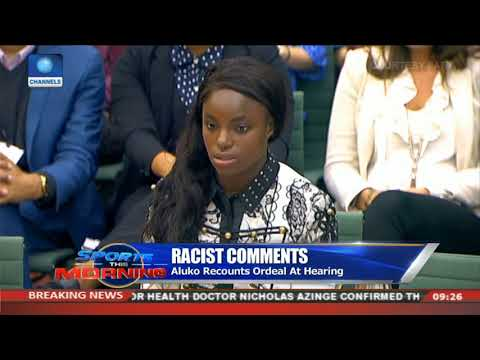 English FA Apologises To Eniola Aluko Over Racist Remarks |Sports This Morning|