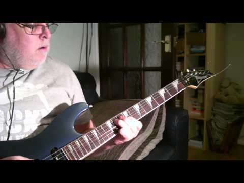 Marillion  Kayleigh Guitar