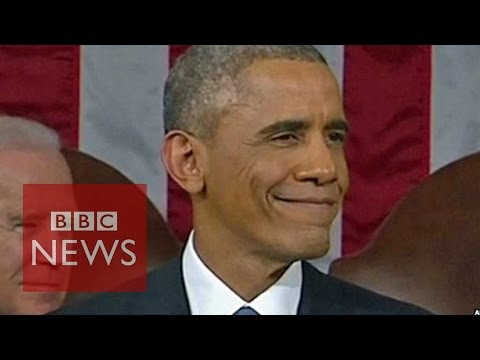 Obama State of the Union joke: 'I've no more campaigns to run'