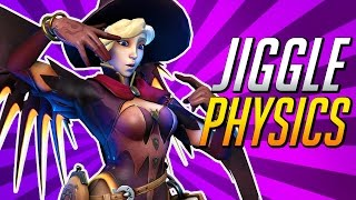 One of Lt. Eddy Games's most viewed videos: Jiggle Physics | Overwatch Mishaps 15