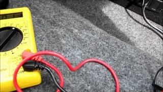 How To: Tune Car Amplifier with Digital Multimeter