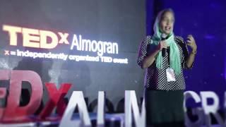 TEDxAlmogran | عهد خالد : إكسير النجاح | عهد خالد | TEDxAlmogran