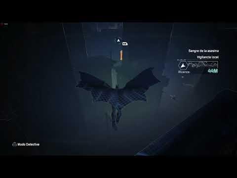 Batman Arkham City: sigue el rastro de sangre de la asesina