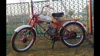 Самые первые и легендарные мопеды и мотоциклы СССР.